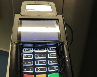 How to disinfect payment terminals in complete security?